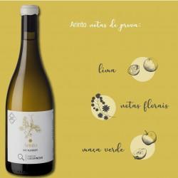 Vino blanco Arinto  Quinta do Lagar Novo
