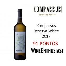 Vino blanco Kompassus Reserva Blanco