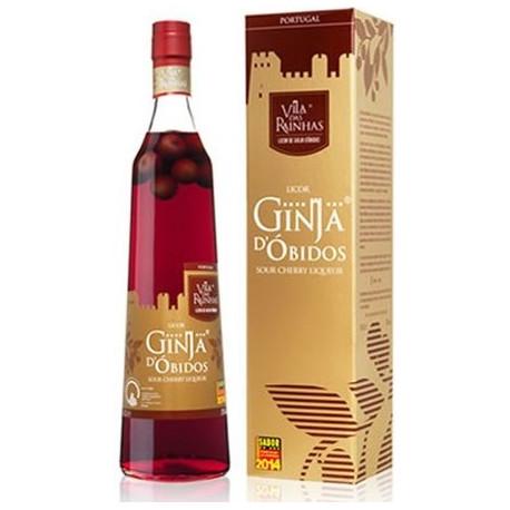 Ginjinha de Obidos - Licor de Guinda